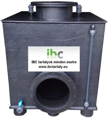 1. Egyedi IBC tartályok - PP./PE. műanyag