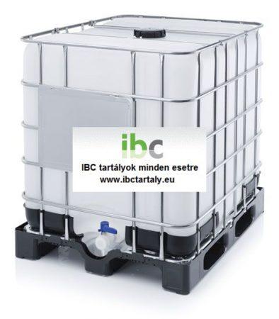 """1.2 - ÚJ, IBC, 1000 L-es ÉLELMISZERES tartály / konténer - """"SK"""""""