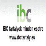 ÚJ 640 L-es IBC ADR / UN gázolaj tároló és szállító tartály