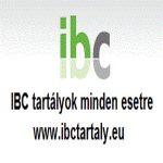 ÚJ 1000 L-es IBC ADR / UN gázolaj tároló és szállító tartály