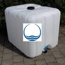 2. Használt, tiszta IBC ballon, 1000 liter