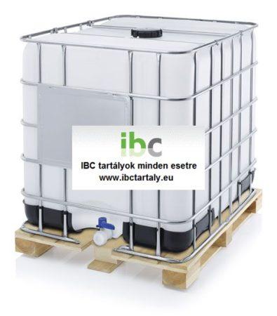 1.5 - ÚJ, IBC, 1000 L-es általános IPARI tartály / konténer - D