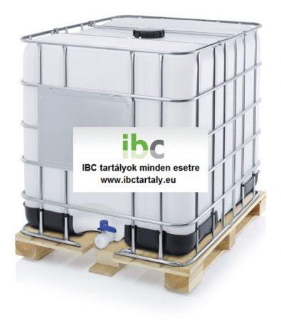 """1.3 - ÚJ, IBC, 1000 L-es általános IPARI tartály / konténer - """"SK"""""""