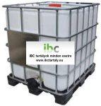 1.2 - ÚJ, IBC, ADR / UN - 1000 L-es tartály, konténer