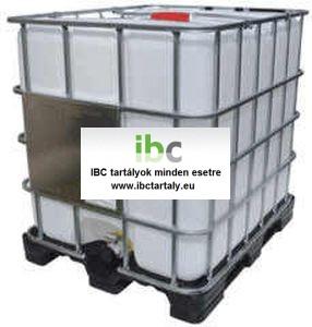 "1. <> ÚJ, IBC, ADR / UN - 1000 L-es tartály, konténer - ""SK"""