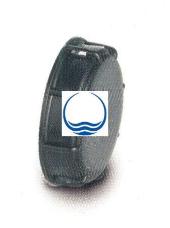 6. Zárókupak IBC tartályok alsó kifolyó csapra -használt- d= 50 mm