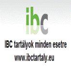 1. Tároló állvány IBC tartályokhoz - 1 raklapos - stabil