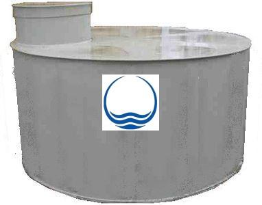 3 m3-es PPW/PEW - műanyag ivóvíz tároló tartály