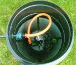 2. Szennyvíz átemelő aknák